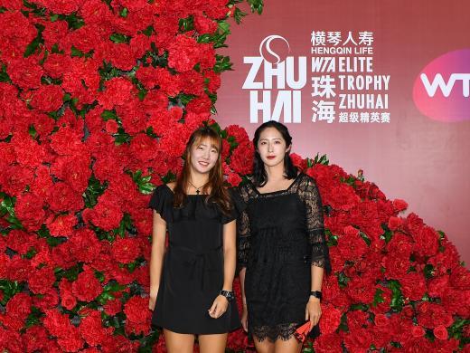 Tang Qianhui and Xun Fangyin (Getty)
