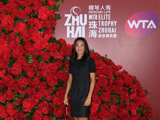 Zhang Shuai (Getty)