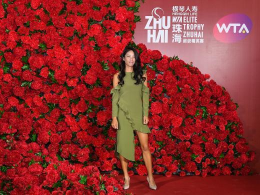 Hsieh Su-Wei (Getty)