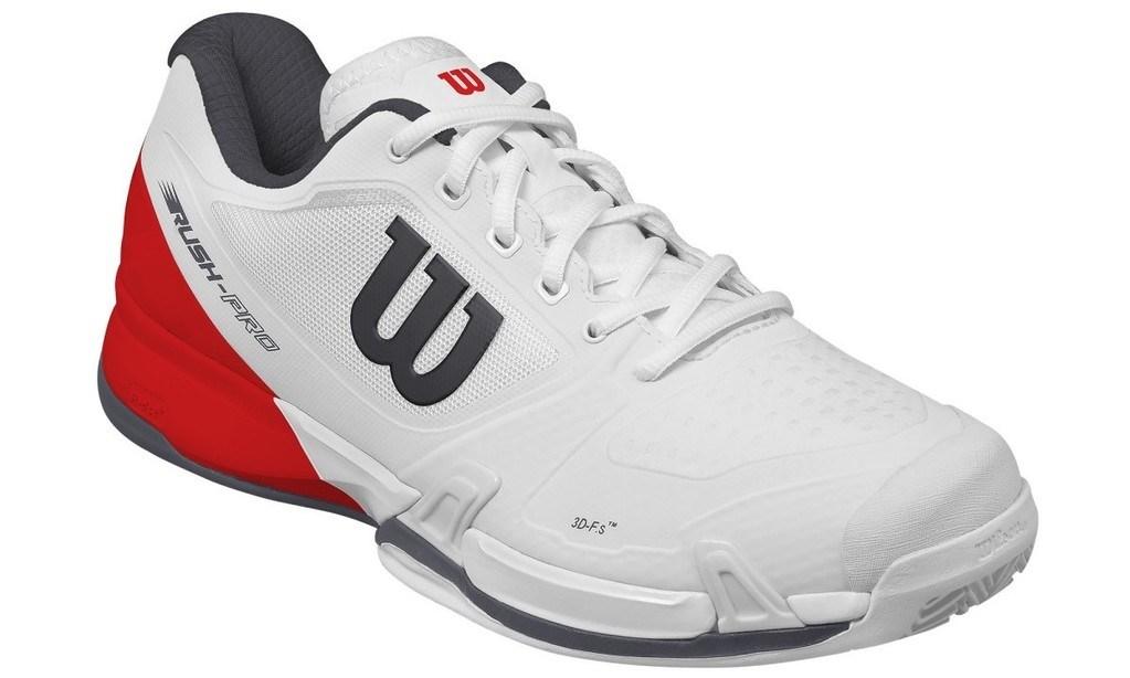 Wilson Rush Pro 2.5 Tennis Shoes