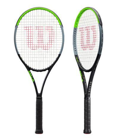 Wilson Blade Serena Williams Autograph v7 Tennis Racquet