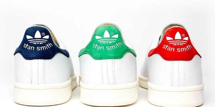 adidas stan smith heel trio