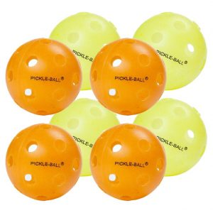 Pickleball | The balls