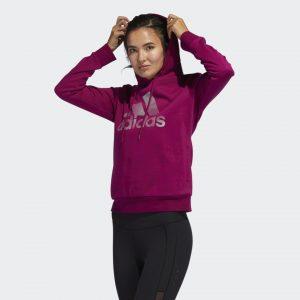 Adidas Women's Holiday Hoodie
